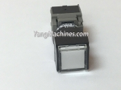 FUJI Electric AH164-SLW11E3 Square Push Button - COMMAND SWITCH