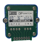 Uchain  DP 02-N- 30 Degree -Mode Select Rotary Switch